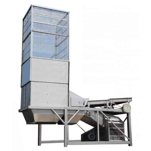 Air Cleaner - Trash Separators for Raw Product