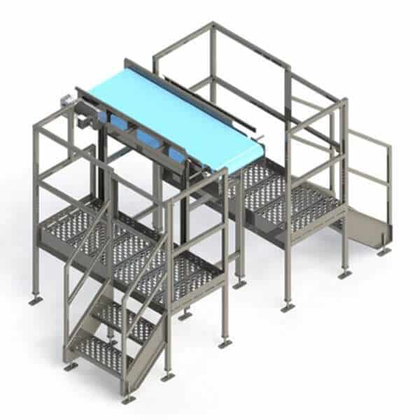 ProEx Food Processing Line Platforms