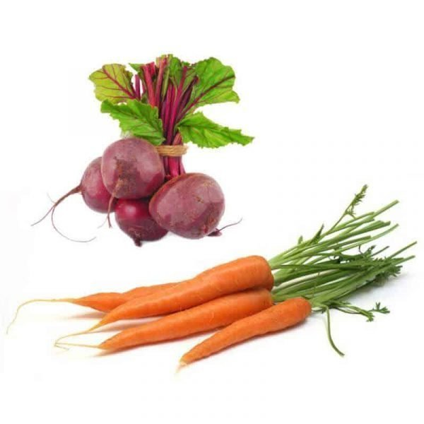 Root Vegetables - carrots and beets