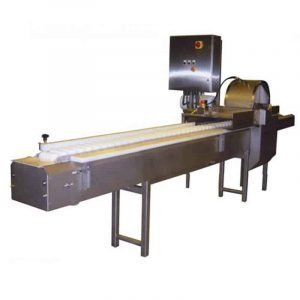 sweet corn processing line - cob saw
