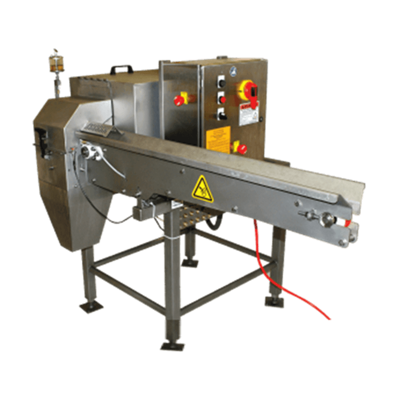 sweet corn processing line - corn cutter