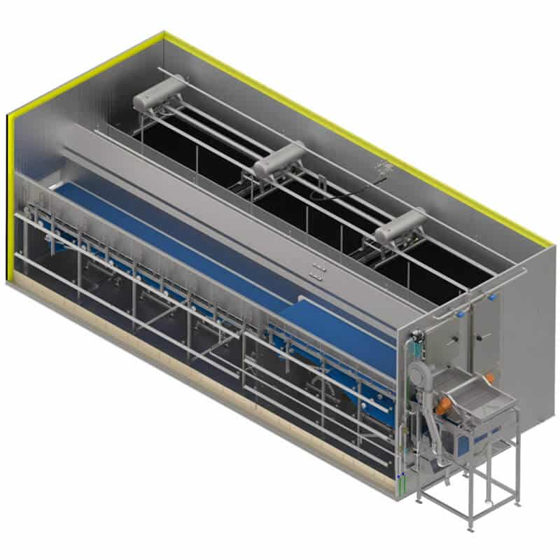 IQF Tunnel Freezer-3